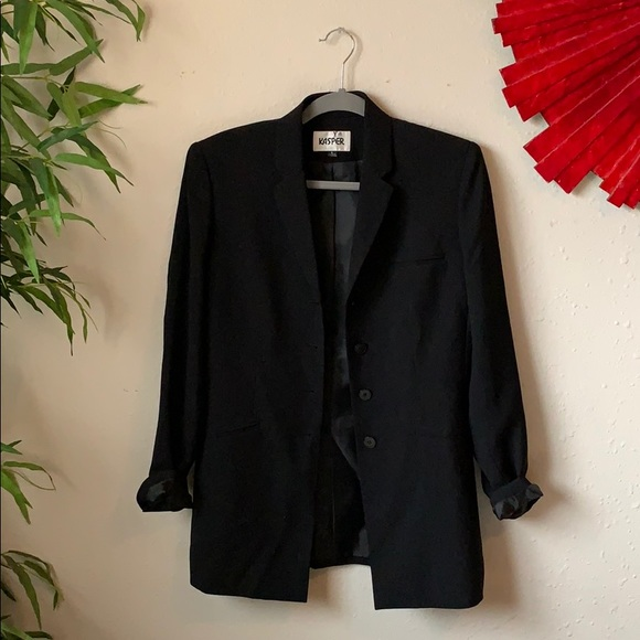 Kasper Jackets & Blazers - Vintage Ladies Blazer Size 6